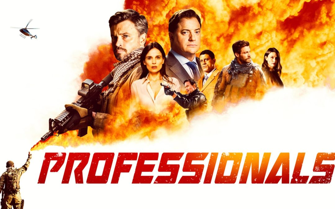 Professionals Season 1 Episode 9